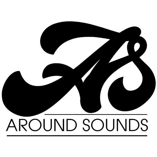 Around Sounds Logo